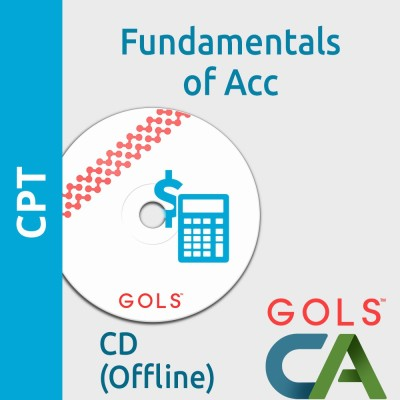 GOLSOnlineCoaching CA CPT Fundamentals of Accounting Offline