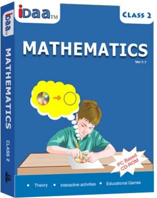 iDaa Class 2 CBSE Mathematics
