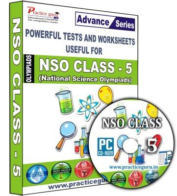 Practice Guru NSO Class 5
