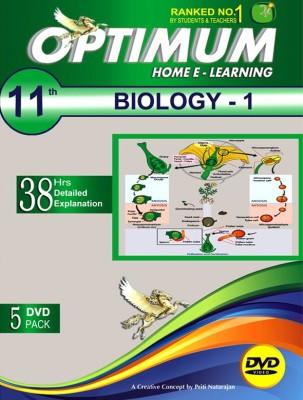 Optimum Educators Class 11- Biology- Part 1