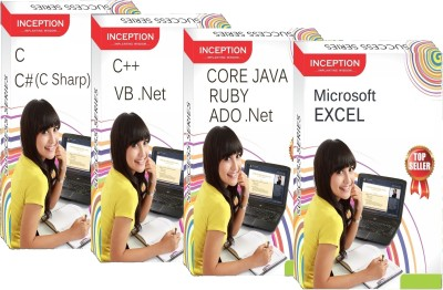 Inception Learn C, C++, Core Java, Ado .Net, Ruby, C# (C Sharp), Vb .Net And Microsoft Excel - 8 Full Courses