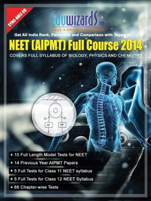 Eduwizards NEET (AIPMT) Full Course 2014 (CD Based Test Series)