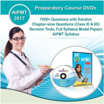 Entranceindia.com AIPMT 2017 Preparatory Course with 10 Model Papers 3 Parts