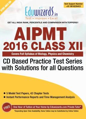 Eduwizards AIPMT 2016 Class XII