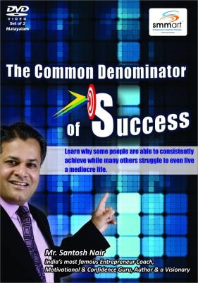 Smmart Common Denominator Of Success (Set Of 2) Malayalam
