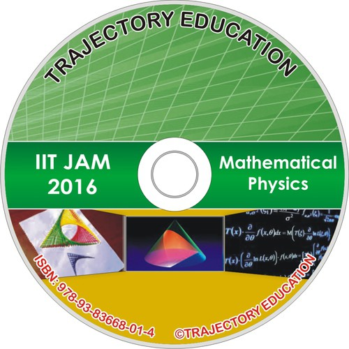 Trajectory Education Mathematical Physics (Iit Jam Physics 2016)(DVD)