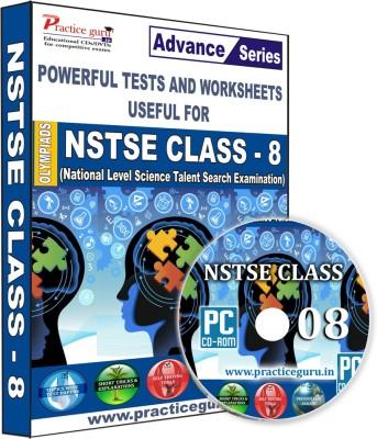 Practice Guru NSTSE Class 8