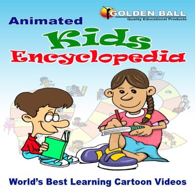 Golden Ball Kids Encyclopedia