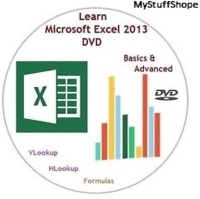MyStuffShope Advance excel learning