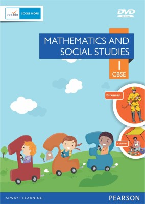 Edurite CBSE Class 1 Maths,Social Studies