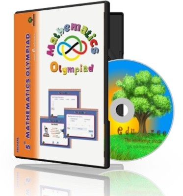 Edutree 5th Mathematics Olympiad (In Englilsh) Exam e Series - Interactive Tests