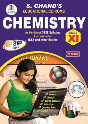S.Chand CHEMISTRY CD FOR 11TH CLASS