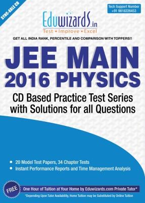Eduwizards JEE Main 2016�� Physics
