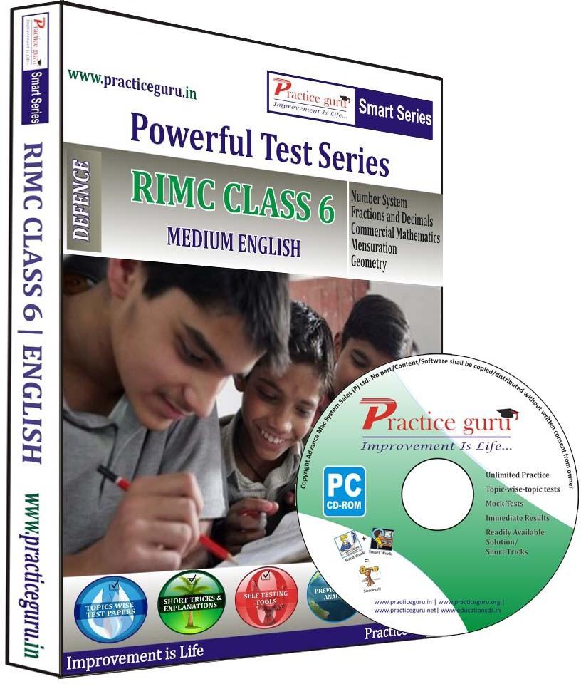 Practice Guru RIMC Class 6