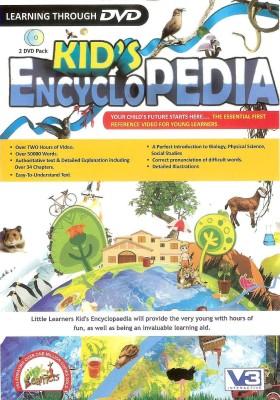 Little Learners Kid,S Encyclopedia