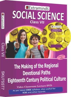 Extraminds Class VII - Social Studies - Title 7