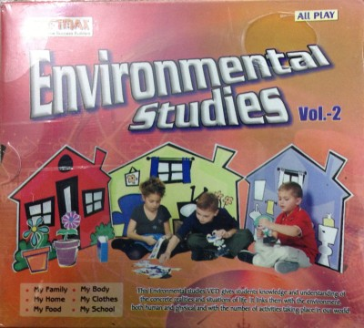 S.Chand ENVIRONMENTAL STUDIES VOL-2 VCD FOR 1ST CLASS