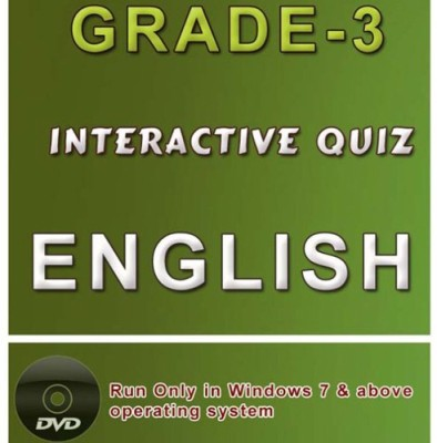 iBooks Class 3 English Interactive Quiz DVD