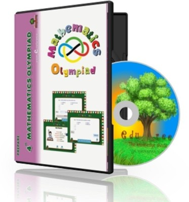 Edutree 4th Mathematics Olympiad (In Englilsh ) Exam E Series -Interactive Tests