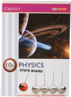 COMPRINT State Board 10Th Class Physics DVD