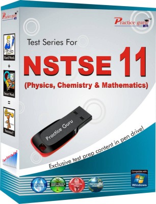 Practice Guru NSTSE Class 11 (PCM)
