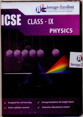 Average2excellent Class 9 Physics Study Pack