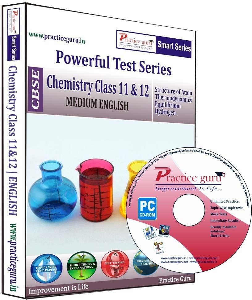 Practice Guru Chemistry Class 11 & 12