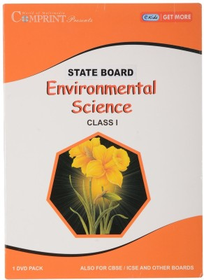 COMPRINT State Board Class 1St Science DVD