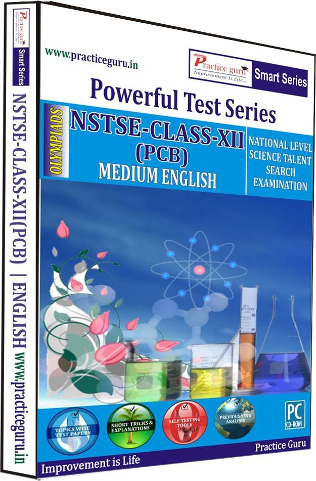 Practice Guru NSTSE Class 12 (PCB)