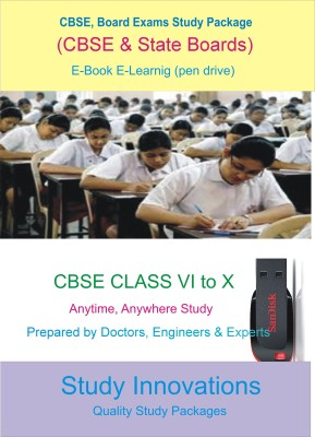 Study Innovations CBSE class VI to X Study Material