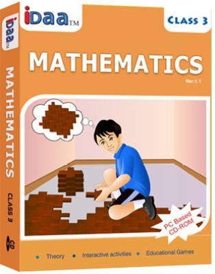 iDaa Class 3 CBSE Mathematics