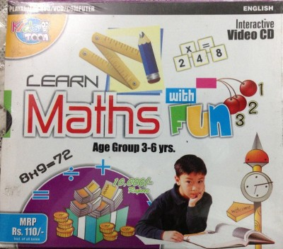 S.Chand LEARN MATH WITH FUN VCD FOR JUNI...