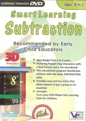 Smart Learning Smart Learning Subtraction