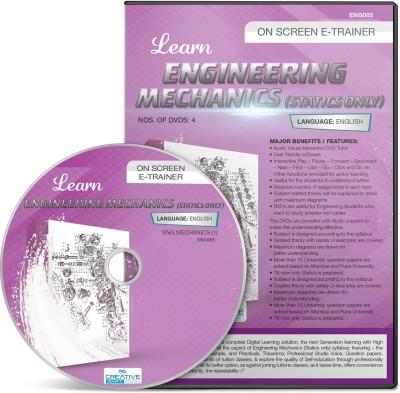 CreativeShift Engineering Mechanics (Statics only) (English)