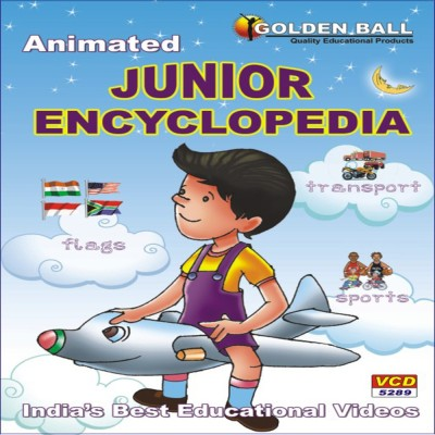 Golden Ball Junior Encyclopedia