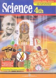 Genius 4th Class Science(CD)