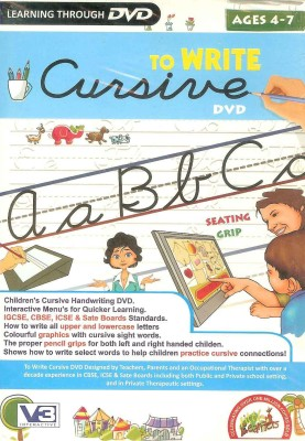 Little Learners To Write Cursive
