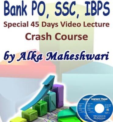 iBooks Bank PO, SSC, CSAT, IBPS video lecture (45 Days Crash Course) Single user
