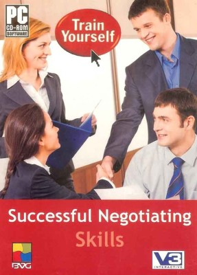 BVG Multimedia Train Yourself Successful Negotiating Skills