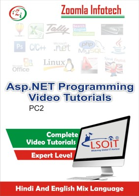 LSOIT Learn Asp.net Programming Video Tutorials in Hindi, Total 199 Lectures and Total Duration 28 Hours