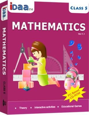 iDaa Class 5 CBSE Mathematics