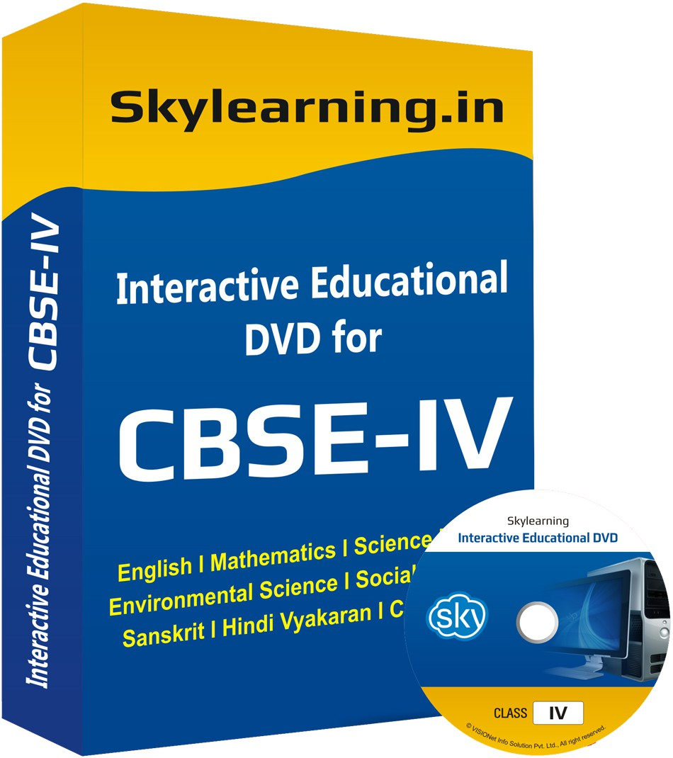 Skylearning.In All in One Combo for Class 4(CD)