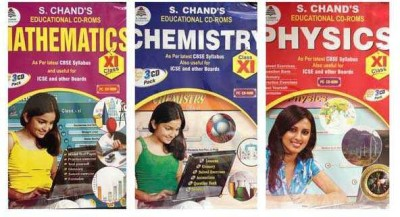 S.CHAND PCM- COMBO PACK CD FOR 11TH CLASS