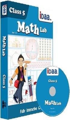 iDaa Math Lab (Class - 5)