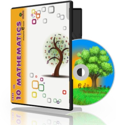 Edutree 10TH Mathematics CBSE-NCERT Animated e Book (7-8 hrs Duration)