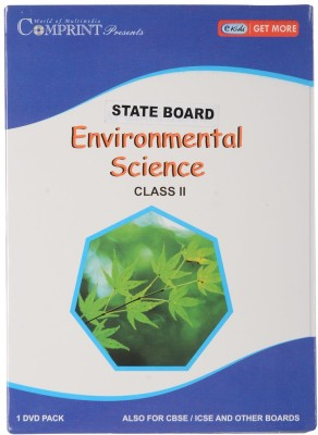 COMPRINT State Board 2nd Class Environmental Science DVD