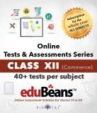 Edubeans Beans XII Commerce Online Tests...