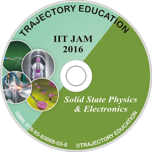 Trajectory Education Solid State Physics & Electronics (Iit Jam Physics 2016)(DVD)