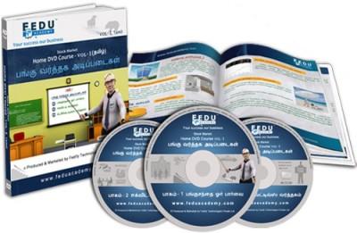 Fedu Academy Stock Market Beginner Course - Tamil