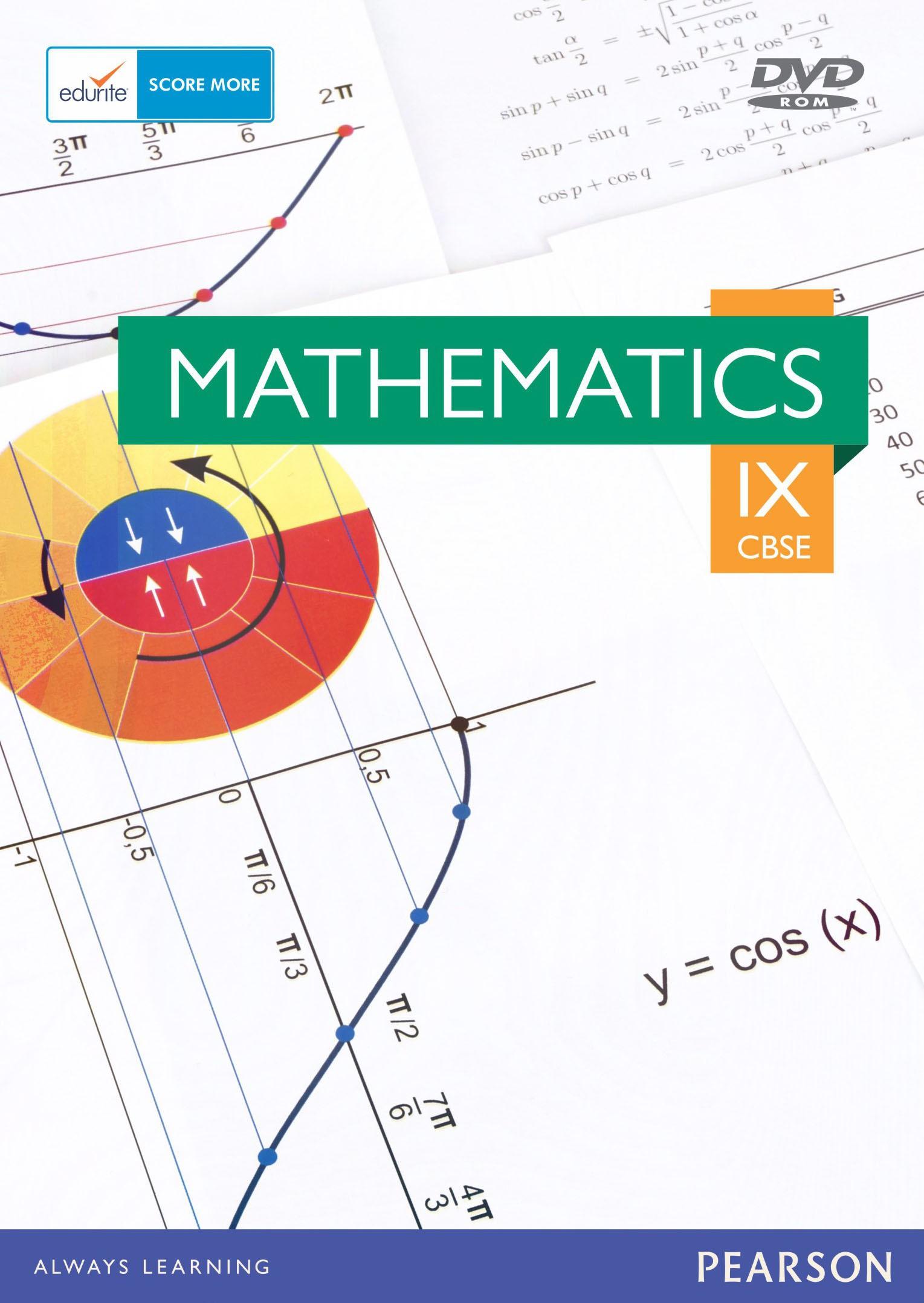 Edurite CBSE Class 9 Maths(DVD)